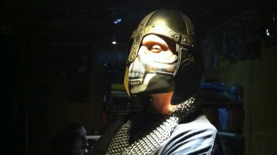GENGHIS BOMB Drops Menacing Dubstep Debut LP  ENTER THE BOMB